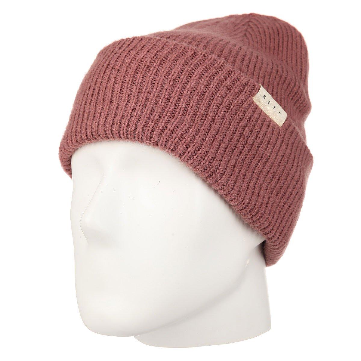 4cbd8478356 Купить шапку женскую Neff Anya Beanie Rose в интернет-магазине ...