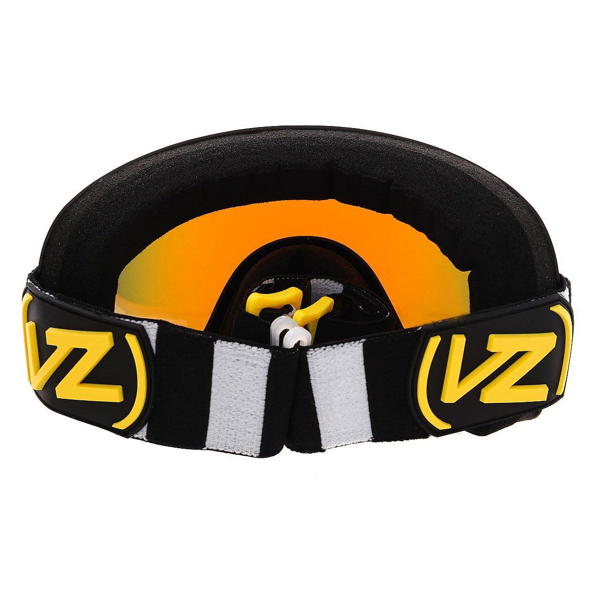Маска для сноуборда Von Zipper Alt Wildlife Trudef Chrome