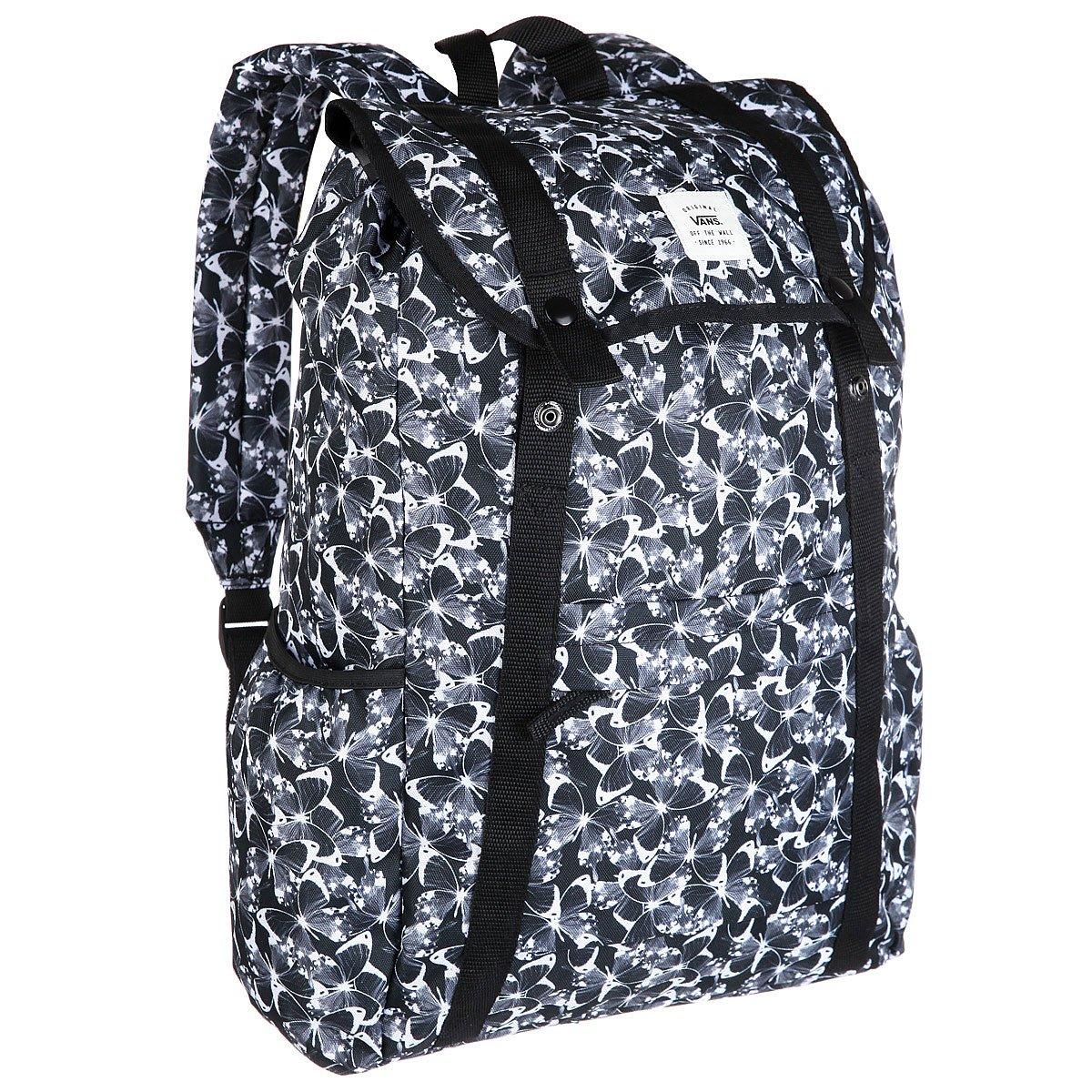 fbe6a6f6e9a8a Купить рюкзак туристический женский Vans Caravaner Backpac Butterfly ...