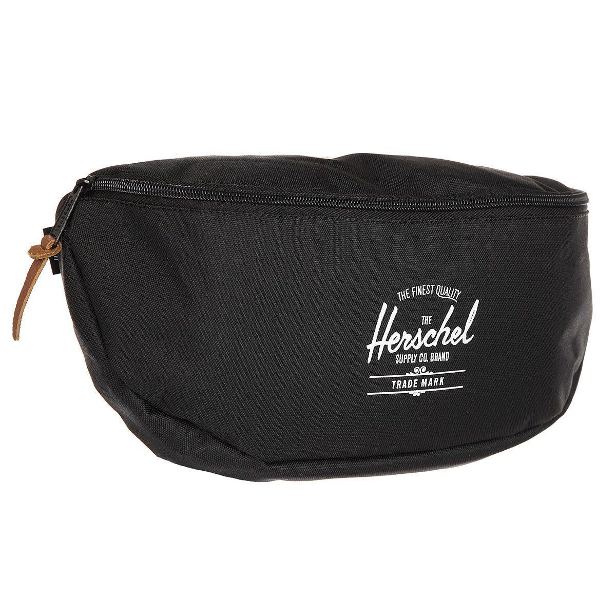 3782b75bd446 Купить сумку поясная Herschel Sixteen Black в интернет-магазине Proskater.by