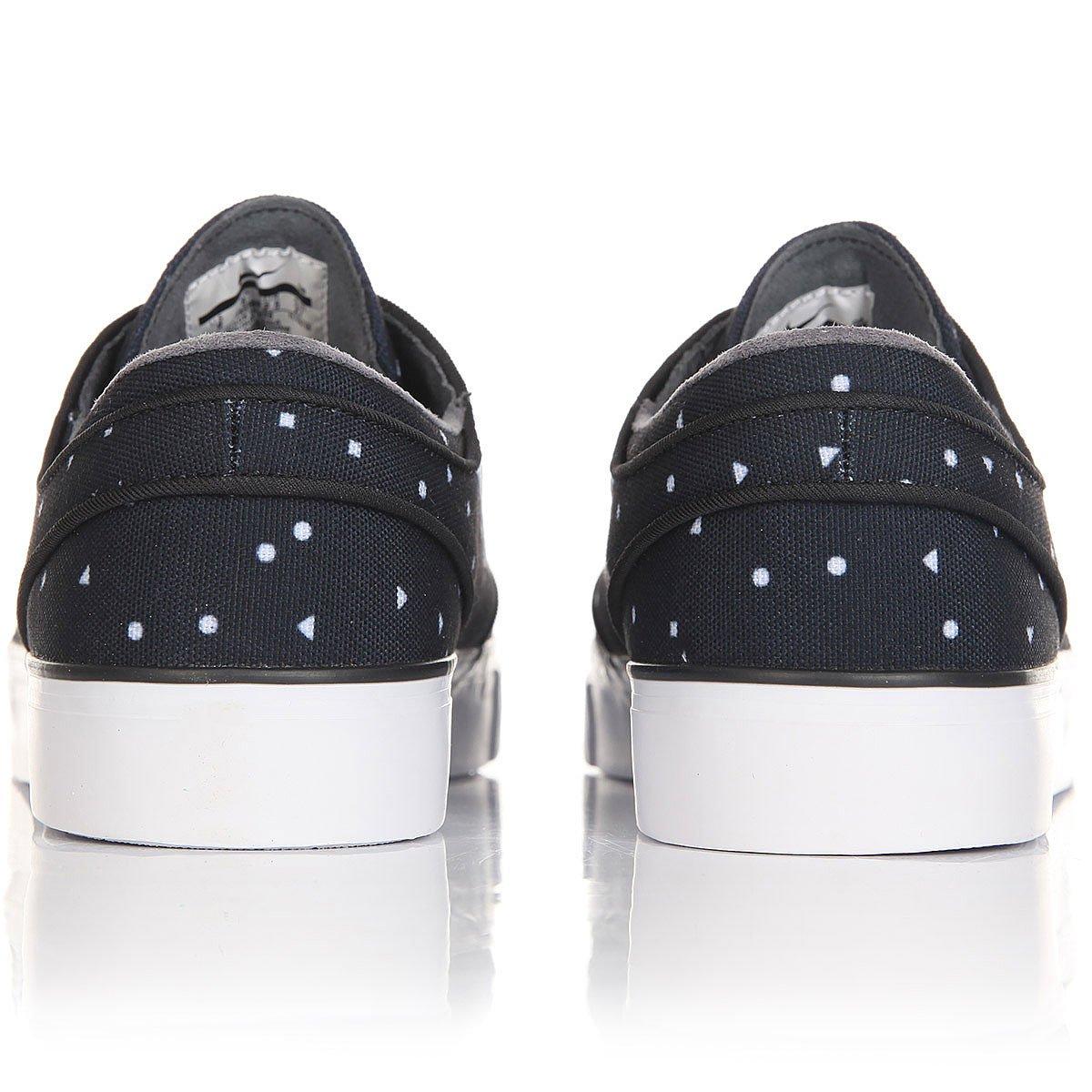 purchase cheap d994d d0e3e ... Кеды низкие Nike Zoom Stefan Janoski Cnvs Prm Black White ...