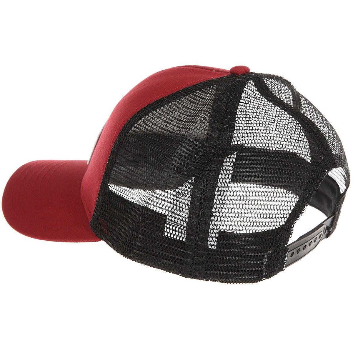 0d56261debc Купить бейсболку с сеткой Billabong Wharf Trucker Red Clay в ...