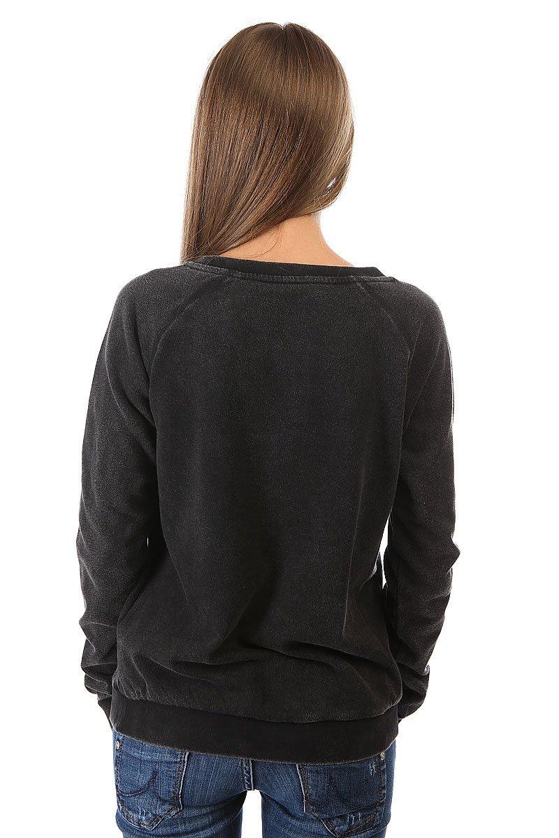 Толстовка классическая женская Billabong Essential Cr Black