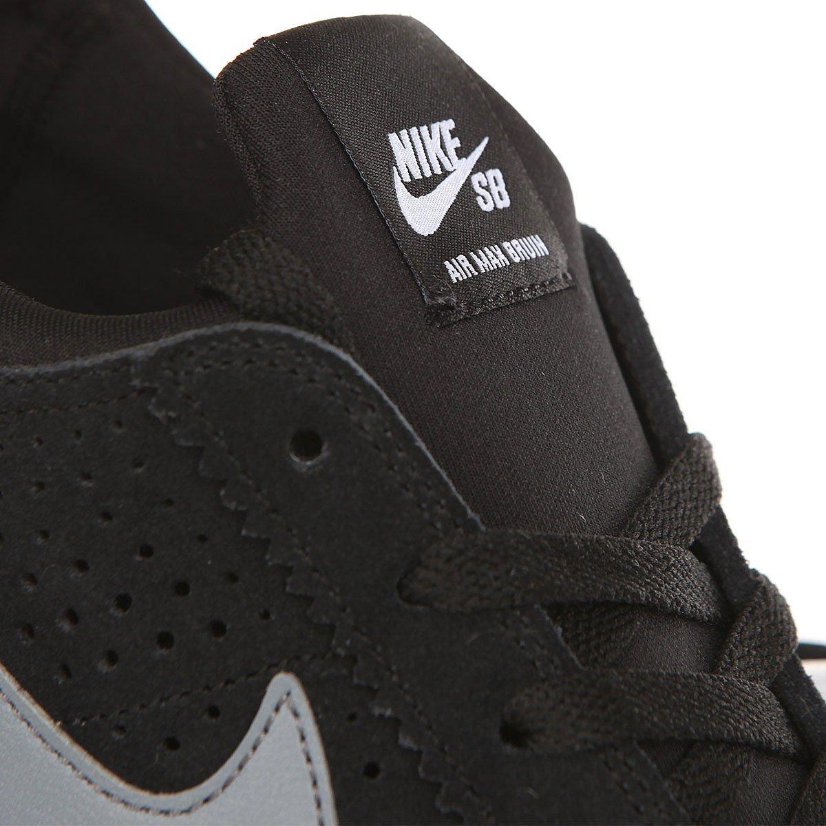 9b324dd2 Купить кроссовки Nike SB Bruin Max Vapor Black/Cool Grey (882097-001 ...