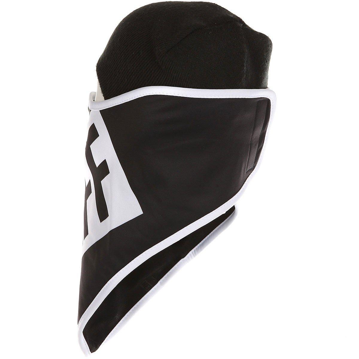 Маска Neff Mountain Facemask Black