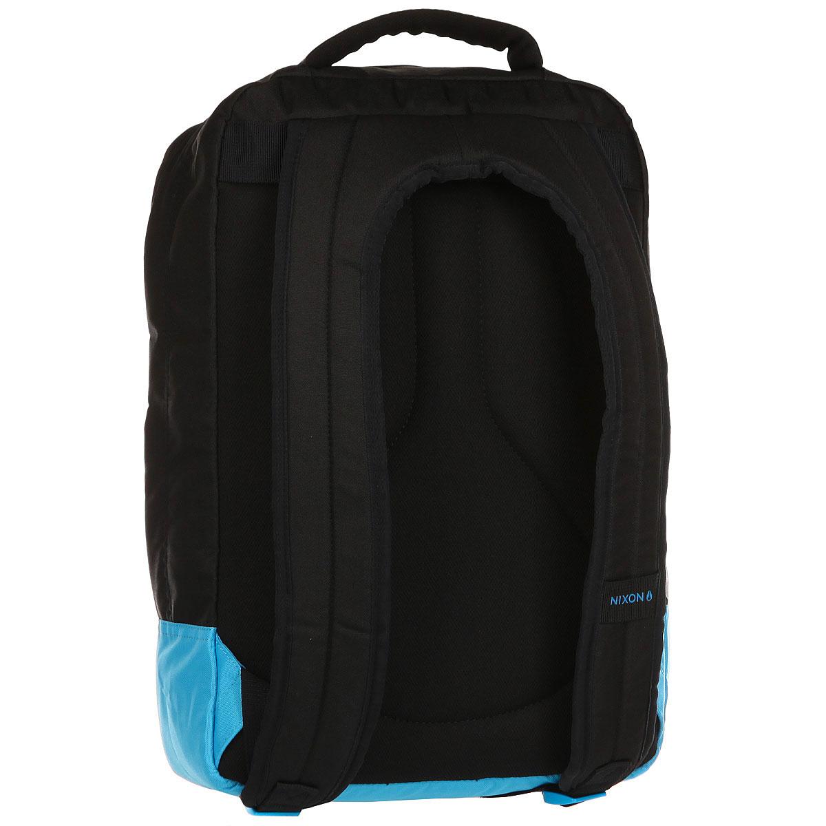 Рюкзак городской Nixon Beacons Backpack Black/Blue