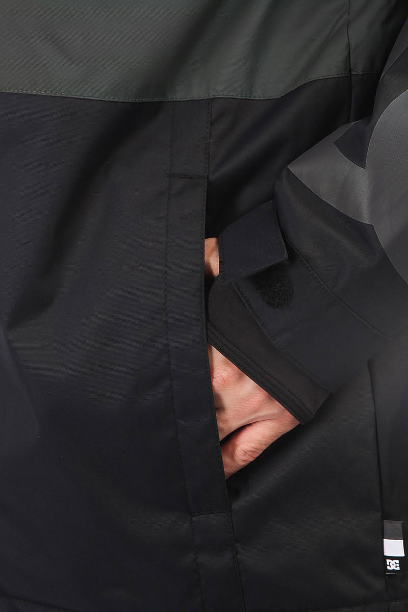 Купить куртку утепленная DC Defy Jkt Dark Shadow (EDYTJ03050-KRP0) в ... a9e730c8f76
