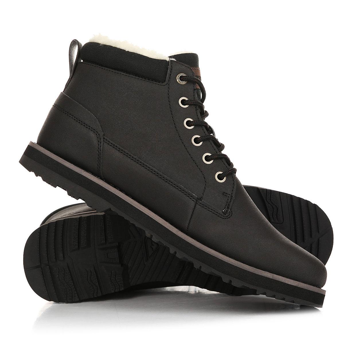 a94dbfec8 Купить ботинки зимние Quiksilver Mission Boot Solid Black ...