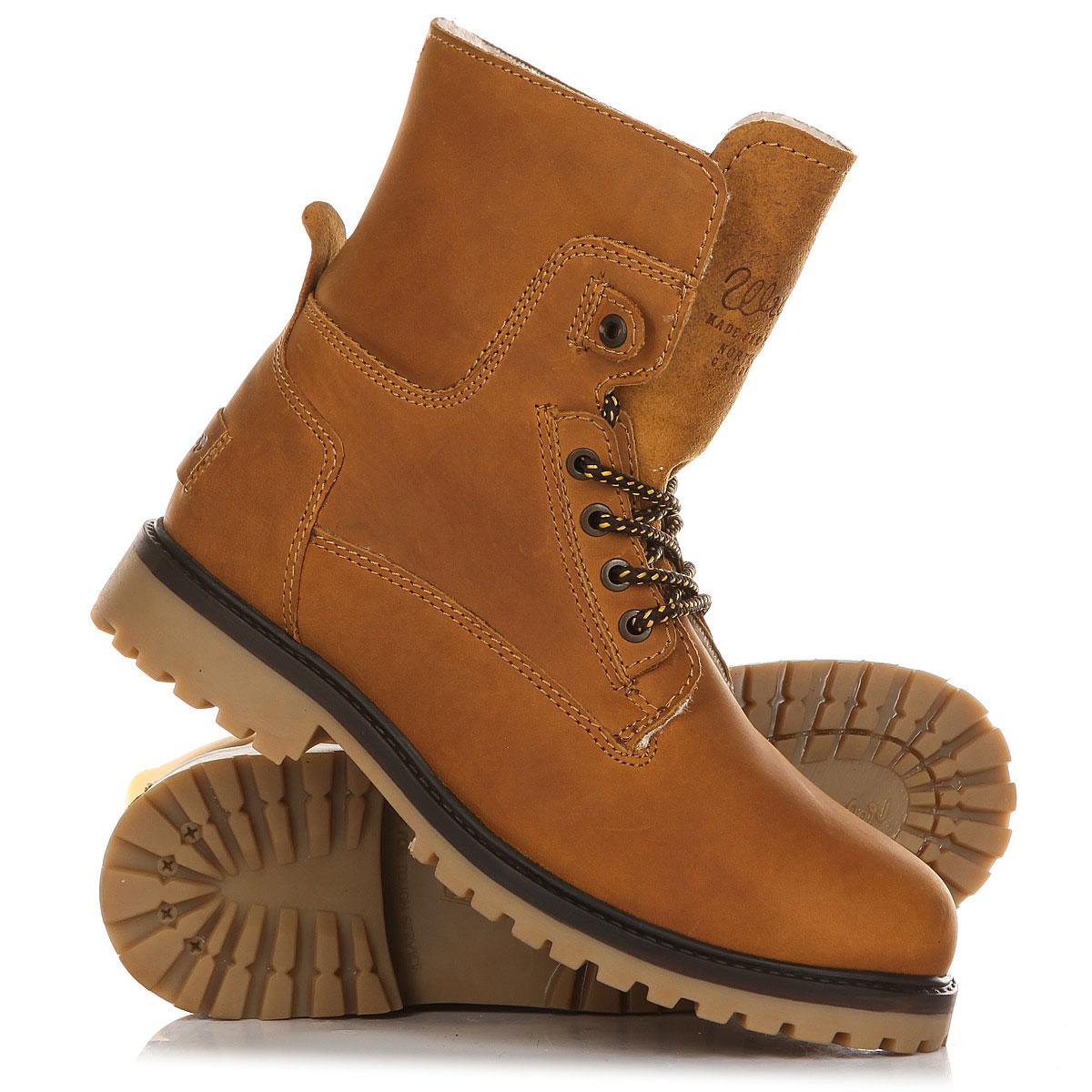 0e5c6bde4 Купить ботинки зимние Wrangler Aviator Camel в интернет-магазине  Proskater.by
