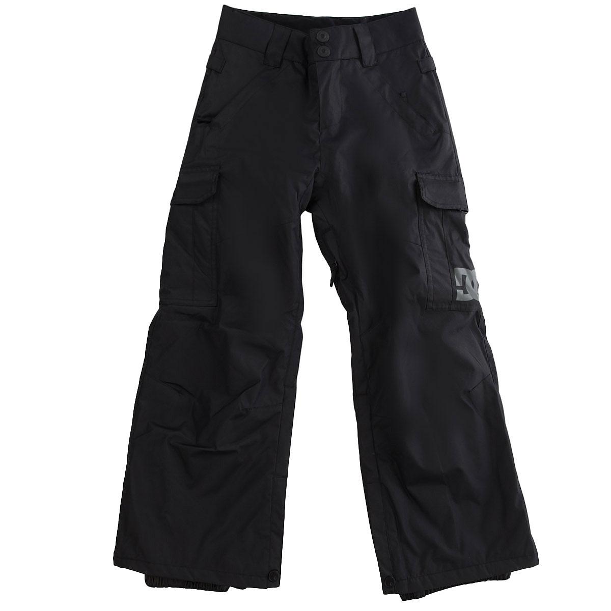 Купить штаны сноубордические детские DC Shoes Banshee Youth Black  (EDBTP03006-KVJ0) в интернет-магазине Proskater.by 6a80fee7515