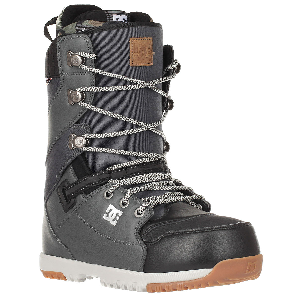Купить ботинки для сноуборда DC Mutiny Dark Shadow (ADYO200034-DSD ... cae68871bbb