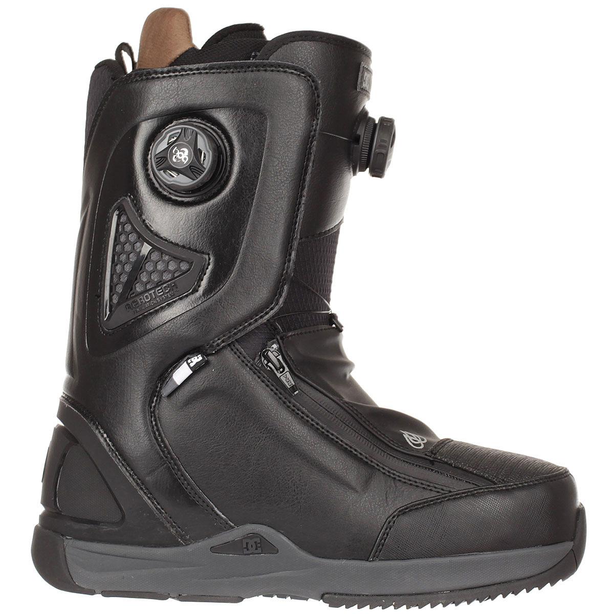 Купить ботинки для сноуборда DC Shoes Travis Rice Black Red ... 301e6daa4b1