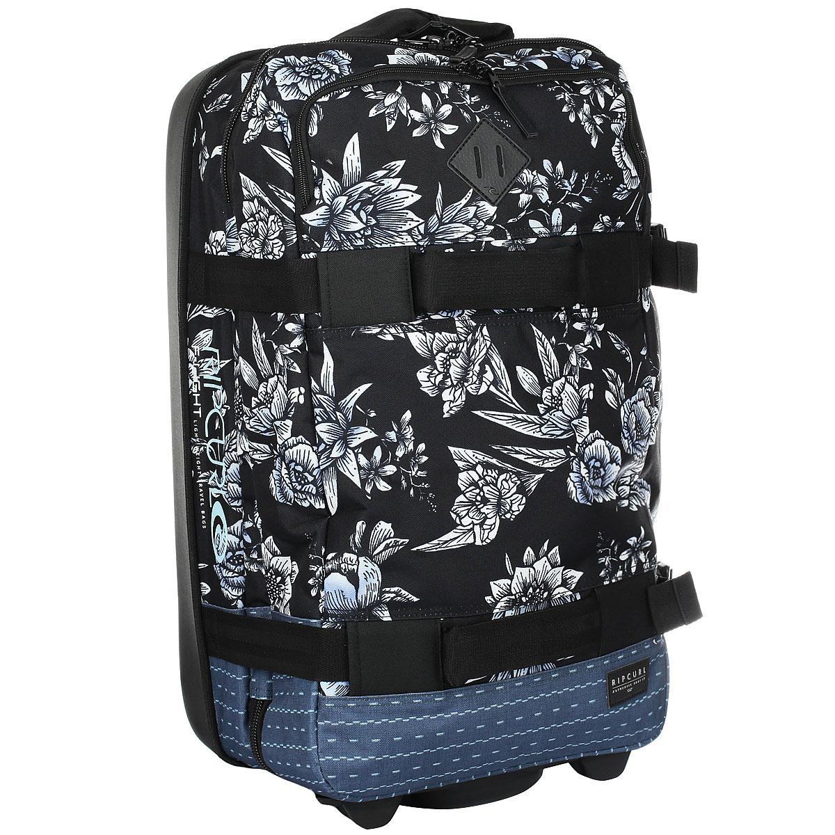 0b7bad02862e Купить сумку дорожная женскую Rip Curl Zephyr Transit Black (LTRDE4 ...