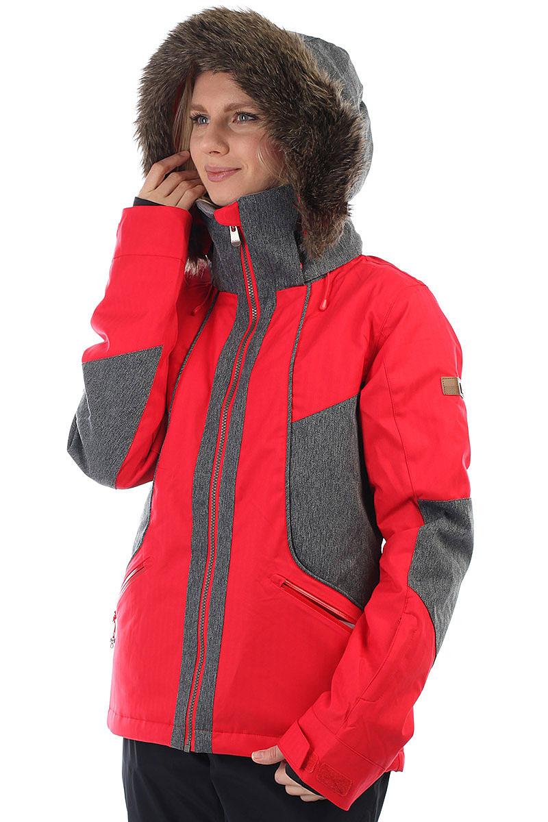Куртка утепленная женская Roxy Atmosphere Lollipop