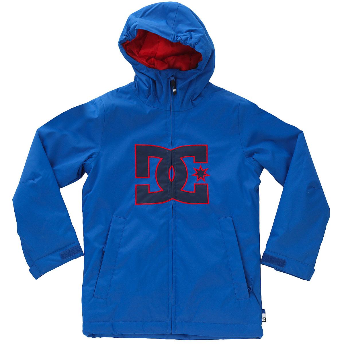 Купить куртку утепленная детскую DC Story Nautical Blue (EDBTJ03020-BQR0) в  интернет-магазине Proskater.ru 385e5270ab7