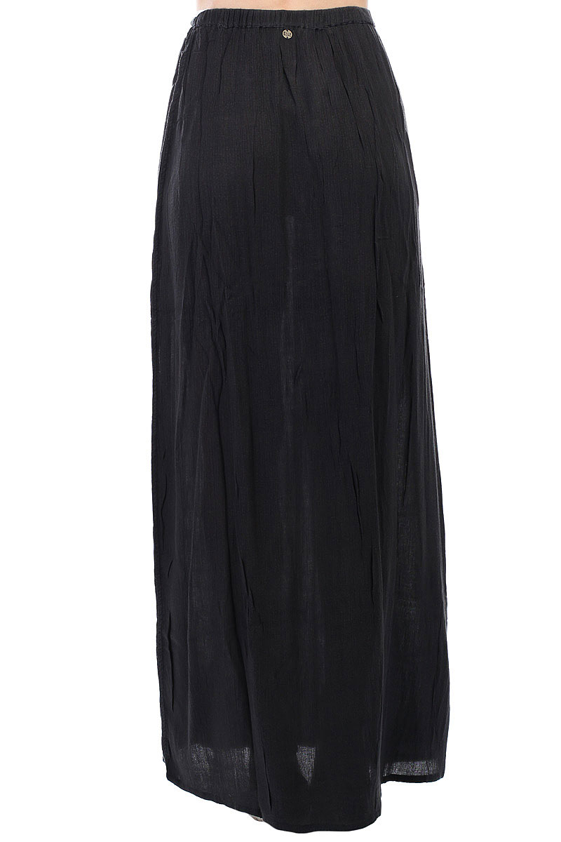 901e3e1ca3 Купить юбку женскую Billabong Honey Maxi Solid Off Black в интернет ...