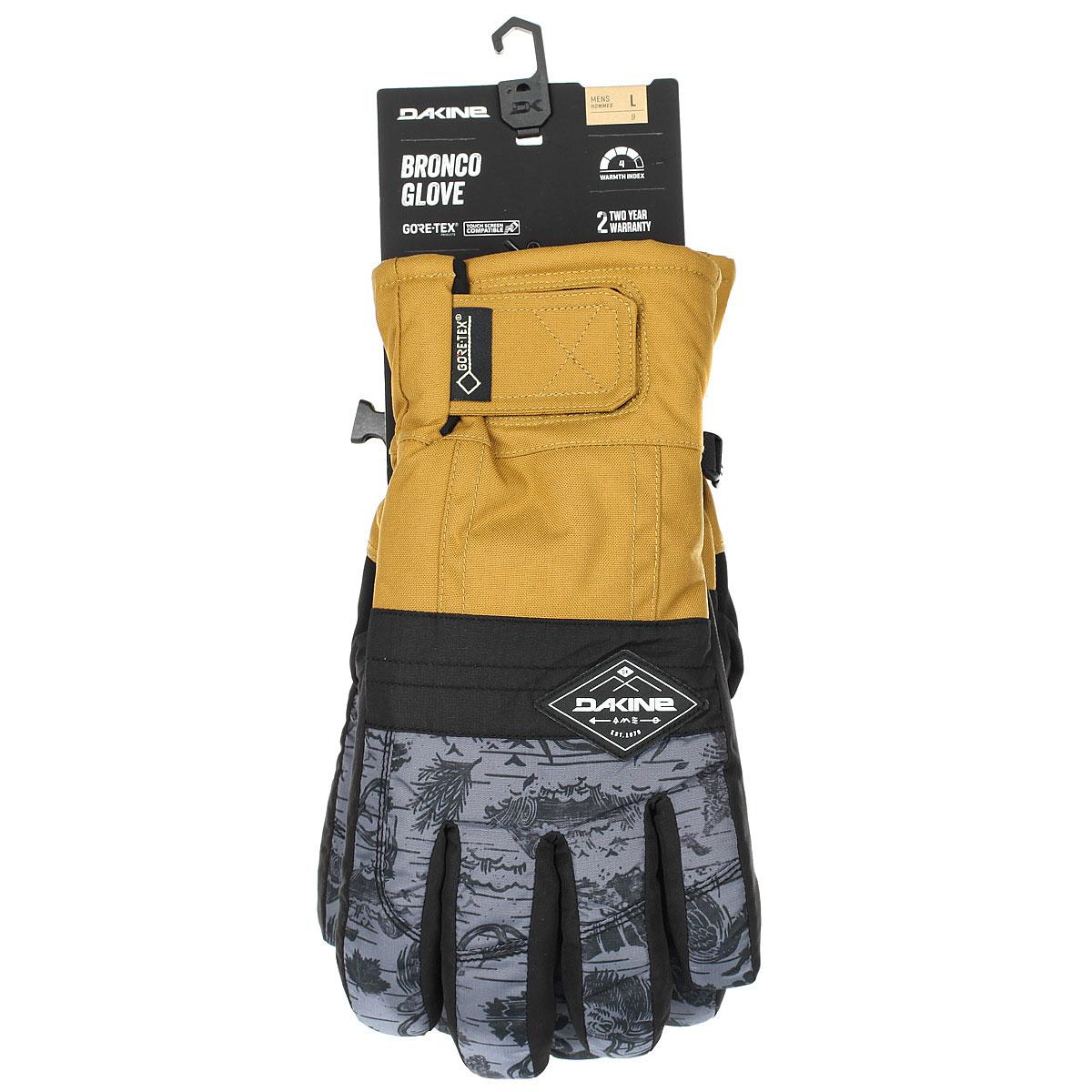 Перчатки сноубордические Dakine Bronco Glove Watts