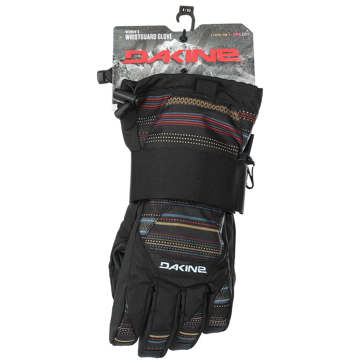 Перчатки сноубордические Dakine Wristguard Glove Nevada