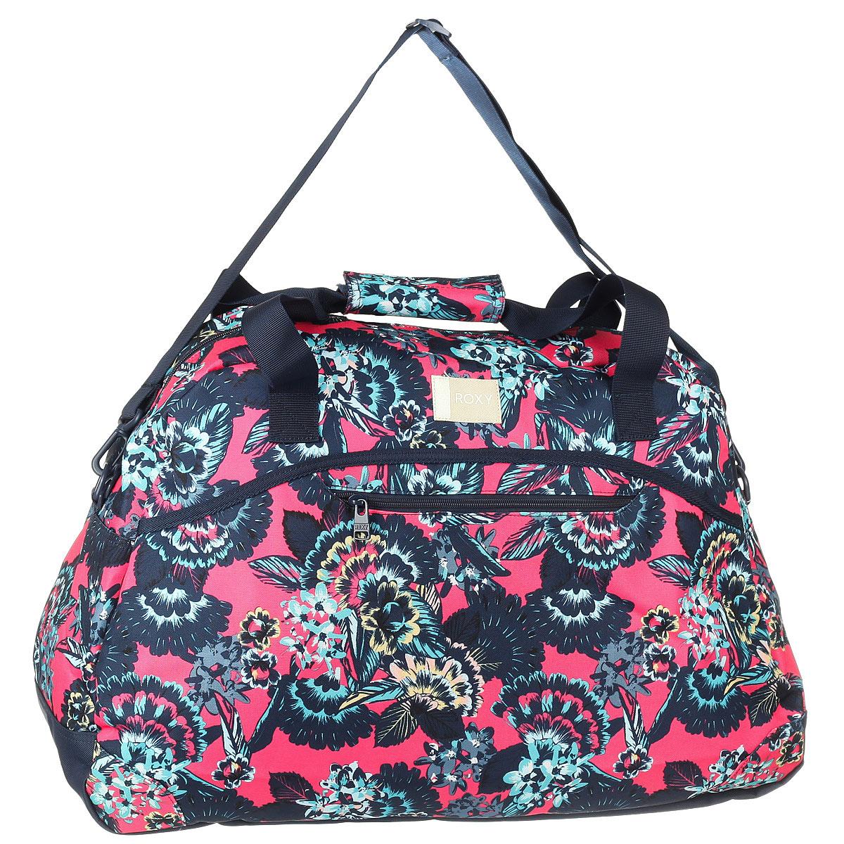 ffb9851447f1 Купить сумку спортивная женскую Roxy Too Far Lugg Rouge Red Mahna ...