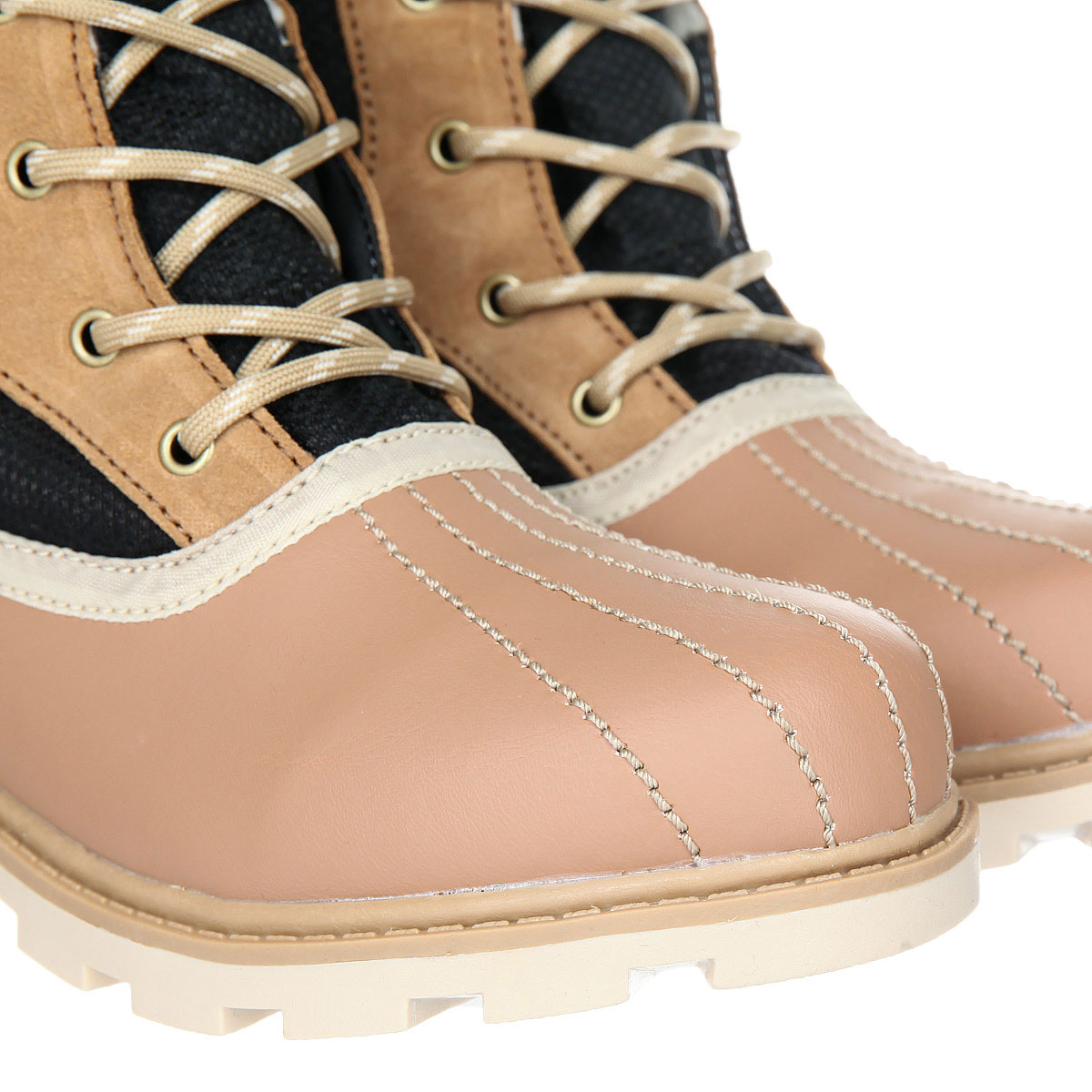 4fd0092ae2f2 Купить ботинки зимние женские Roxy Canby Boot Black (ARJB700547-BLK ...
