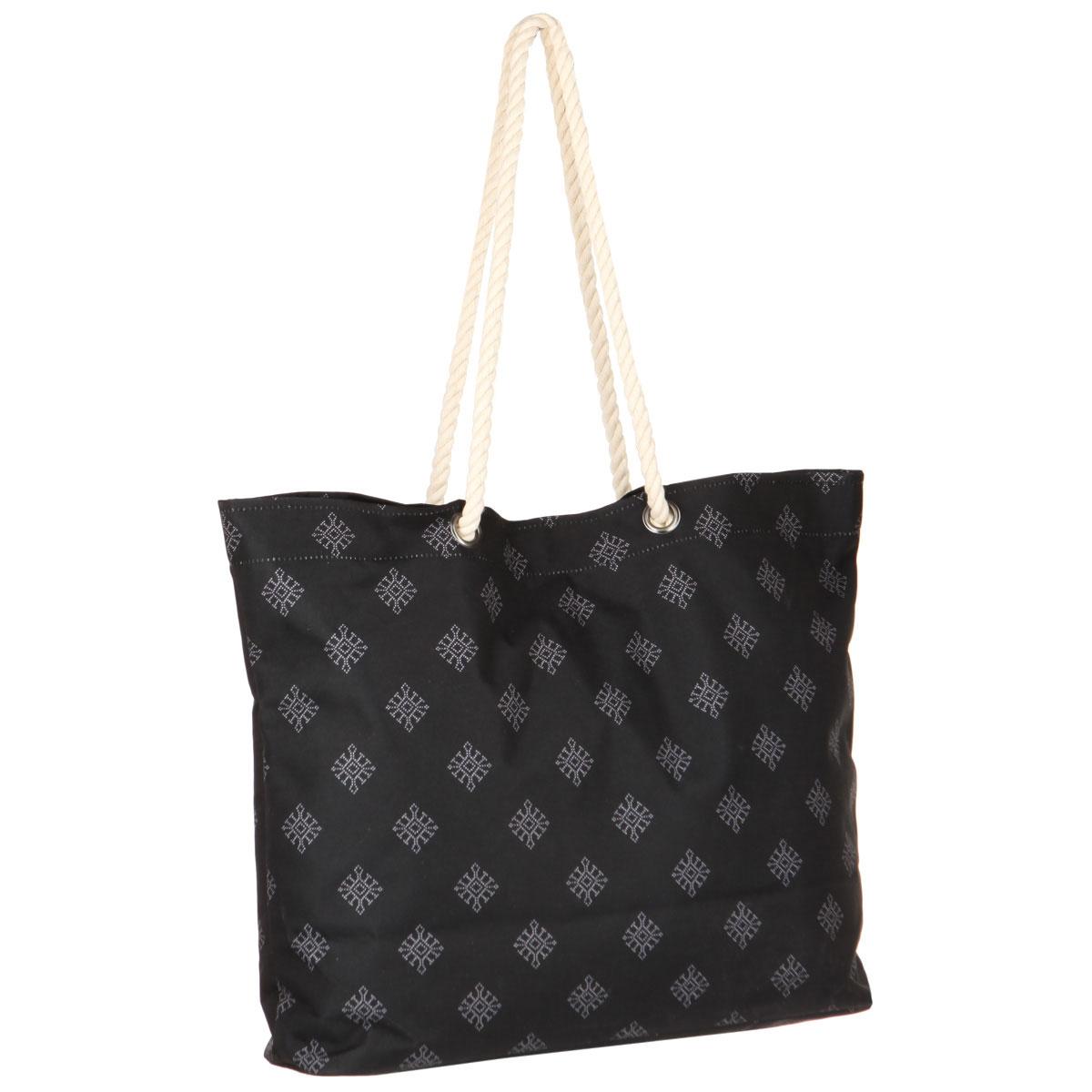 61da85266510 Купить сумку женскую Roxy Tropical Vibe Anthracite Pearly Ti ...