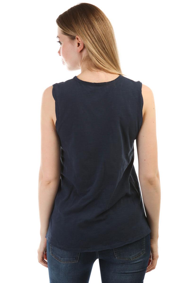 Майка женская Roxy Timeforanothery Dress Blues