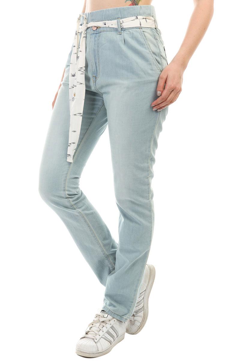 ce5ce3b973a Купить джинсы прямые женские Roxy Bahiasucia Light Blue (ERJDP03187 ...