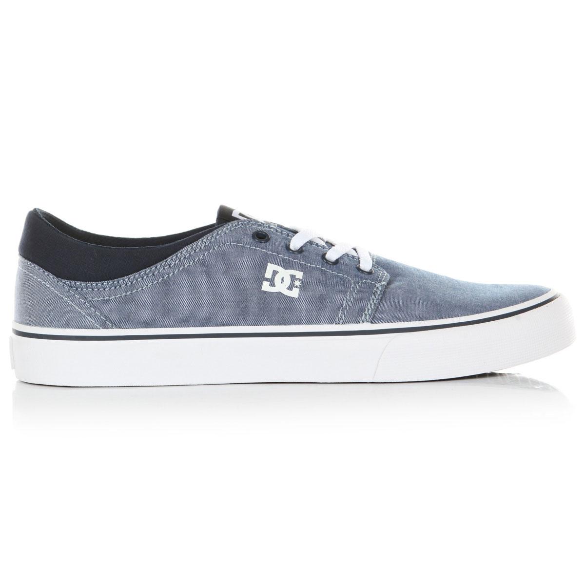 Кеды DC Trase TX SE Blue/White
