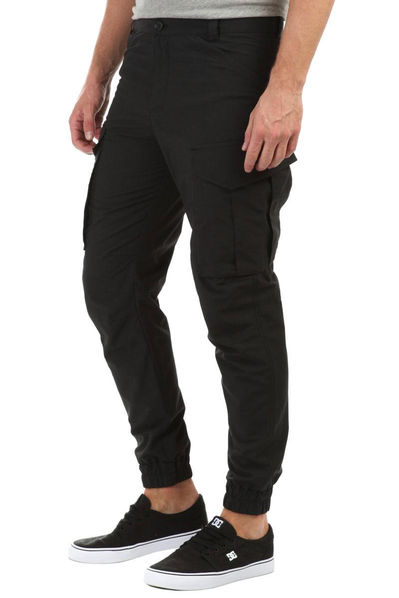 71a57541eb1c Купить штаны узкие Anteater Cargo Black в интернет-магазине Proskater.ru