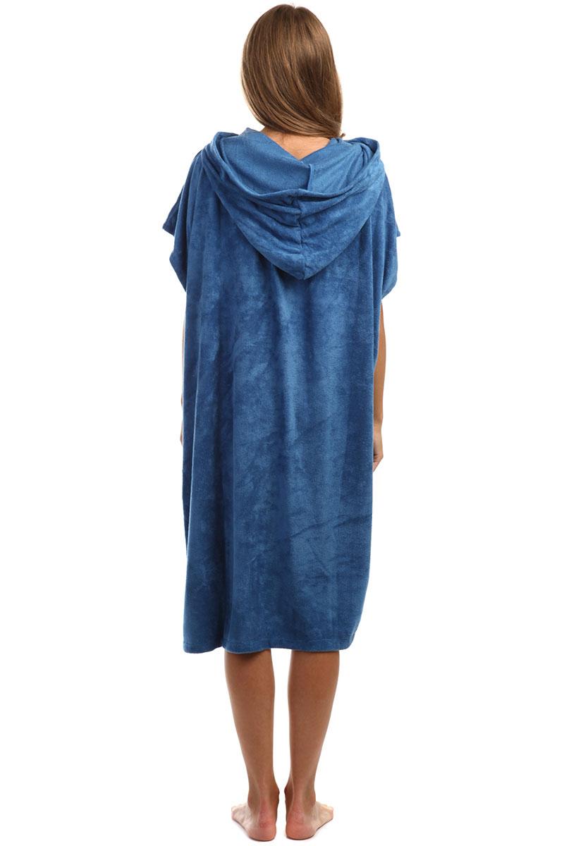 82b84d25c8 Купить пончо женское Rip Curl L n s Hooded Towel Infinito в интернет ...