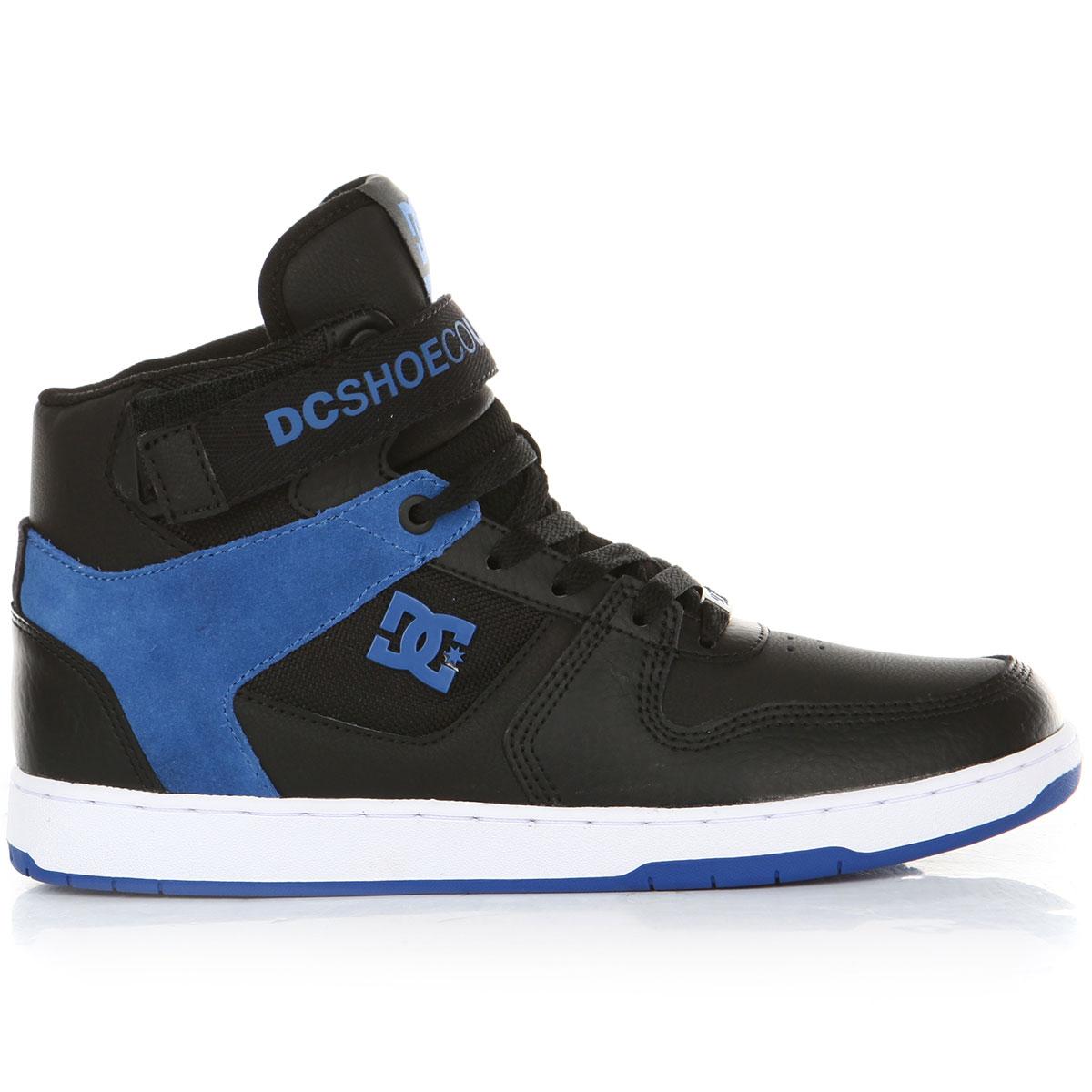 Кеды высокие DC Pensford Black/Blue/White