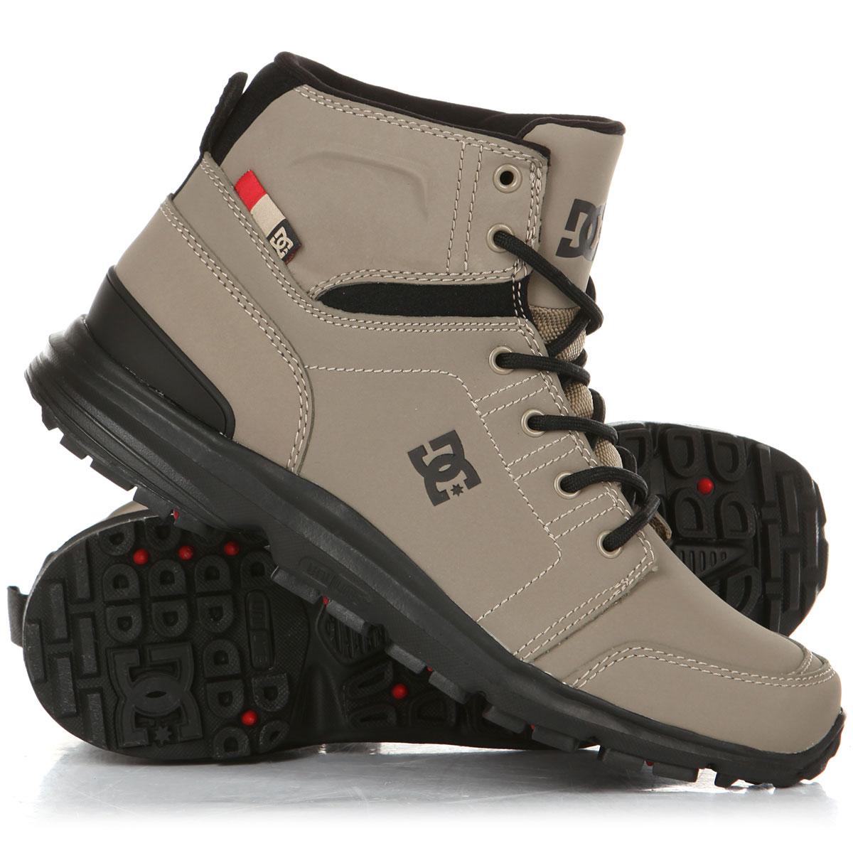 cef6e6ea7c3d Купить ботинки высокие DC Torstein Timber (ADMB700008-TMB) в интернет- магазине Proskater.kz