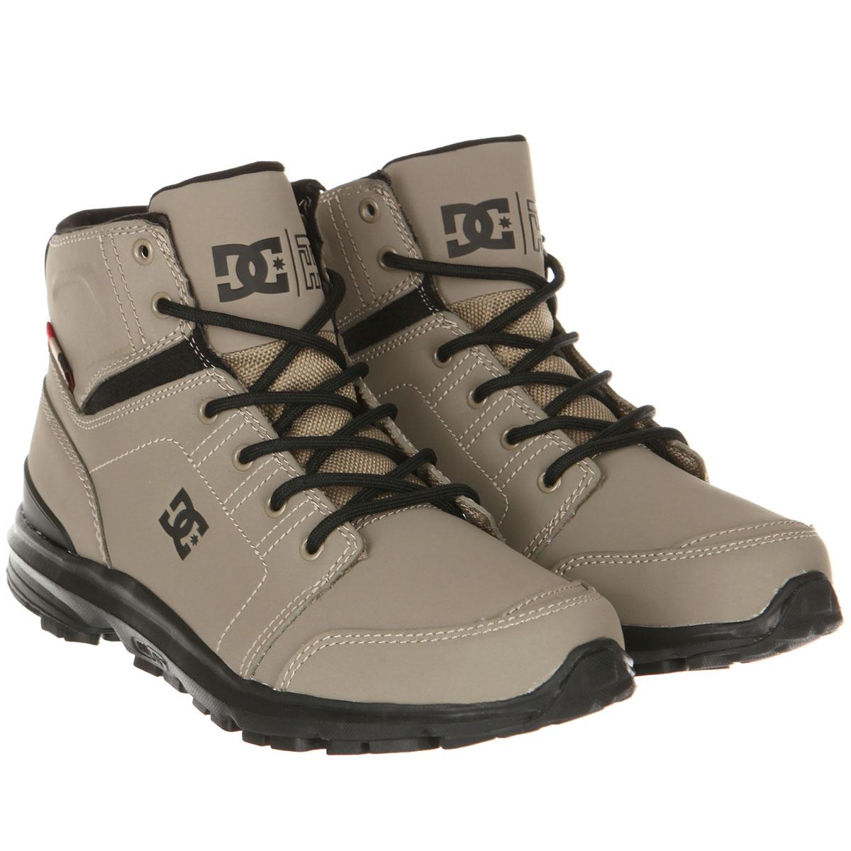 a34c56a72d81 Купить ботинки высокие DC Torstein Timber (ADMB700008-TMB) в ...