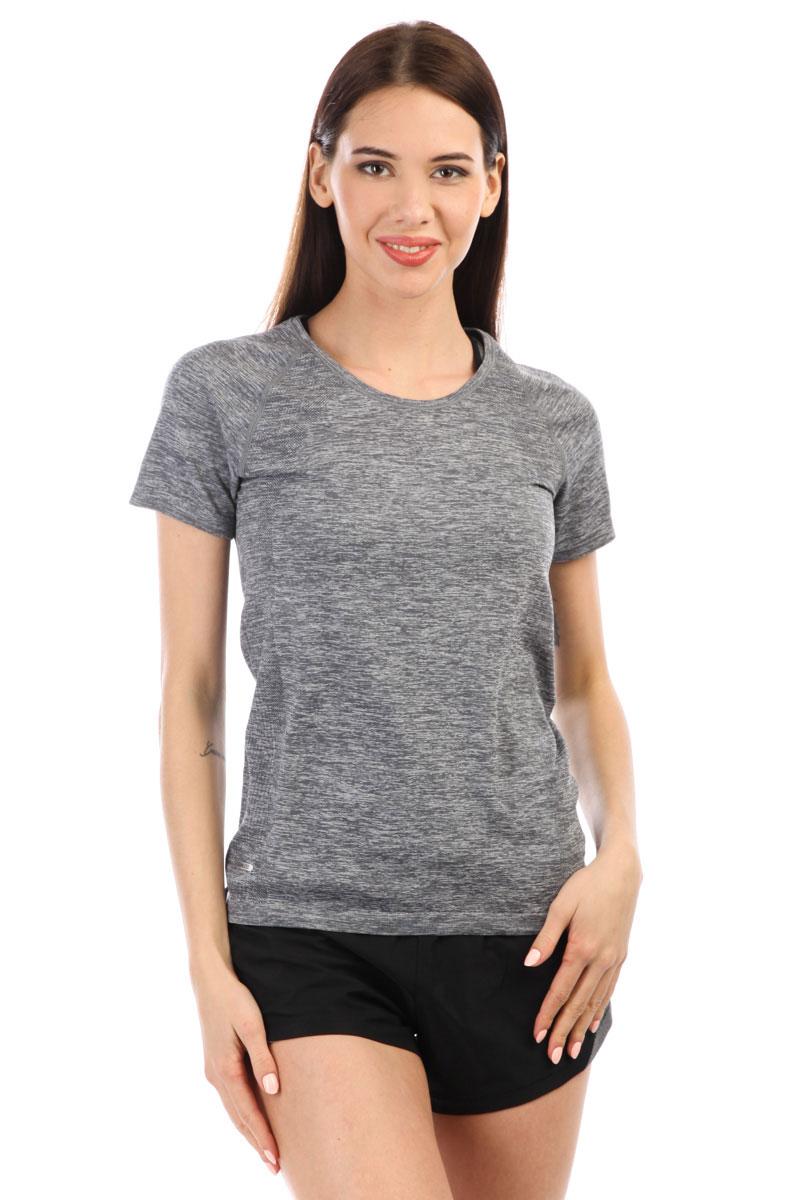 fff72a35951 Купить футболку женскую ANTA 86815140 серая в интернет-магазине ...