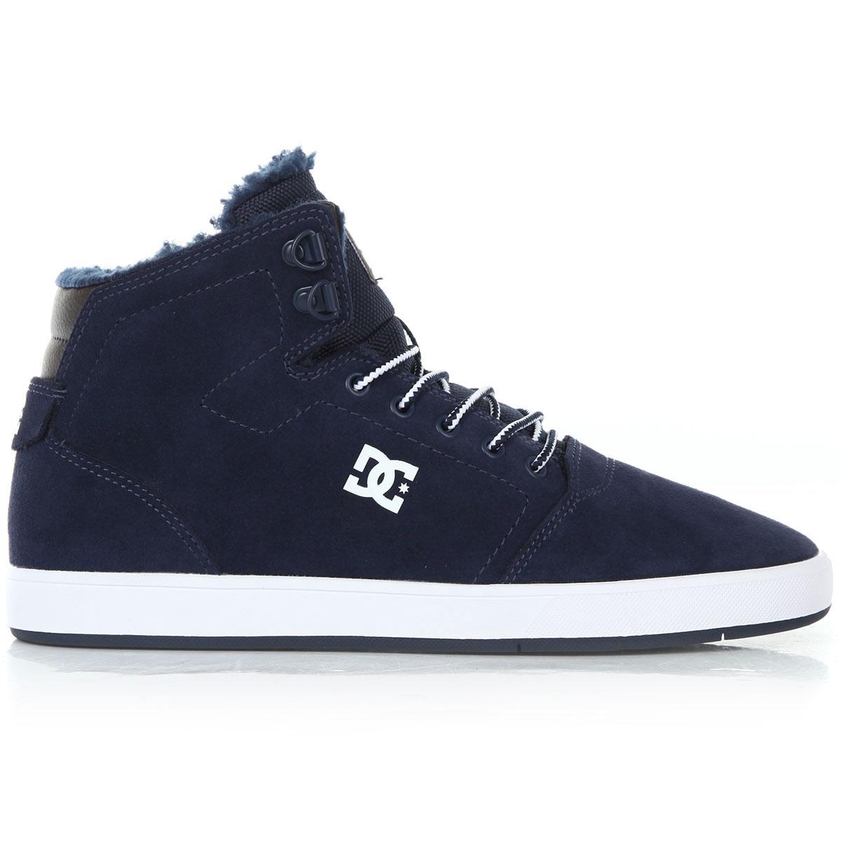 Кеды зимние DC Shoes Crisis High Wnt Navy/Khaki