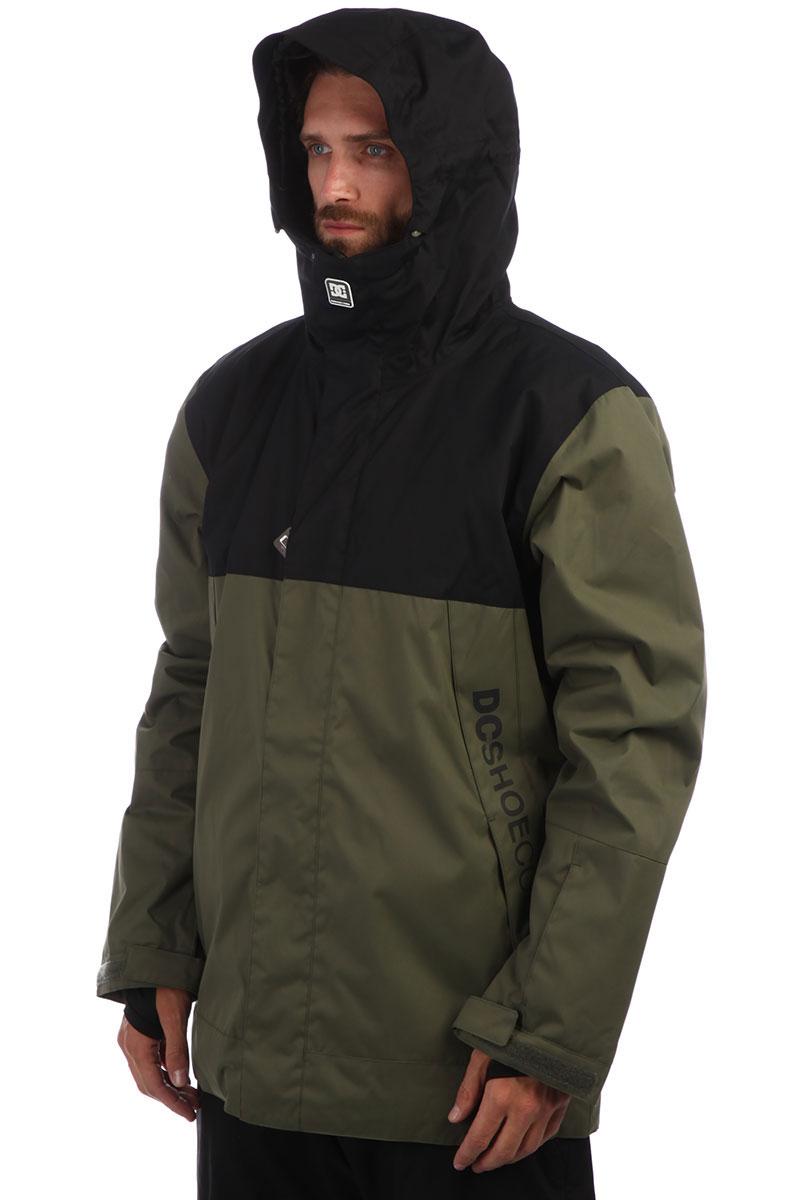 Купить куртку утепленная DC Defy Beetle (EDYTJ03073-GQM0) в интернет ... 47dddec8726