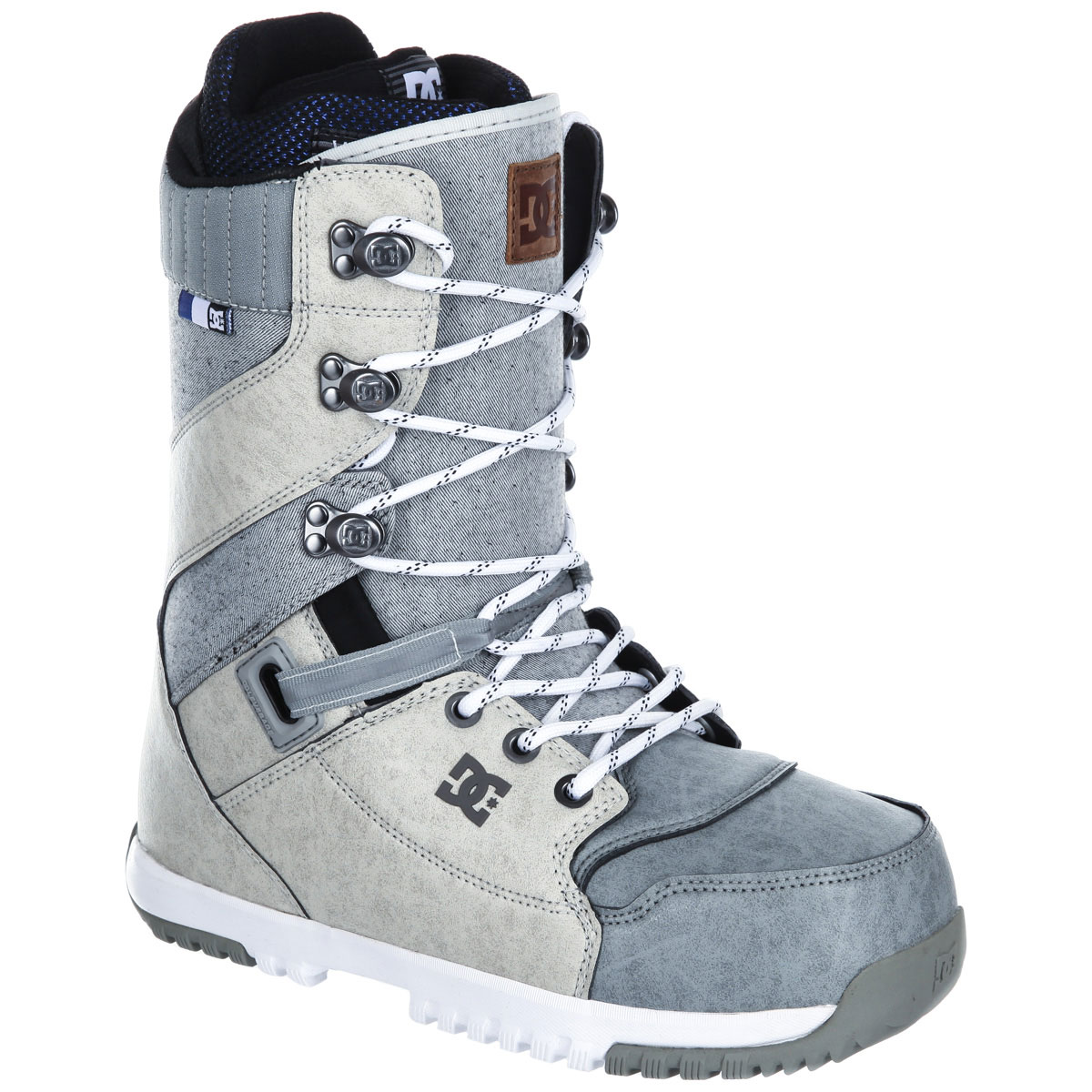 Купить ботинки для сноуборда DC Mutiny Silver Birch (ADYO200037-WEJ0) в  интернет-магазине Proskater.kz d17cf02a513