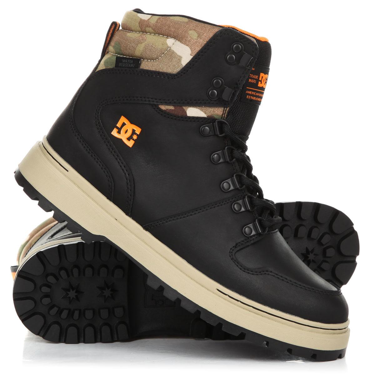 a2cf9410f Купить ботинки высокие DC Peary Tr Black/Multi (ADYB700022-KMI) в  интернет-магазине Proskater.by