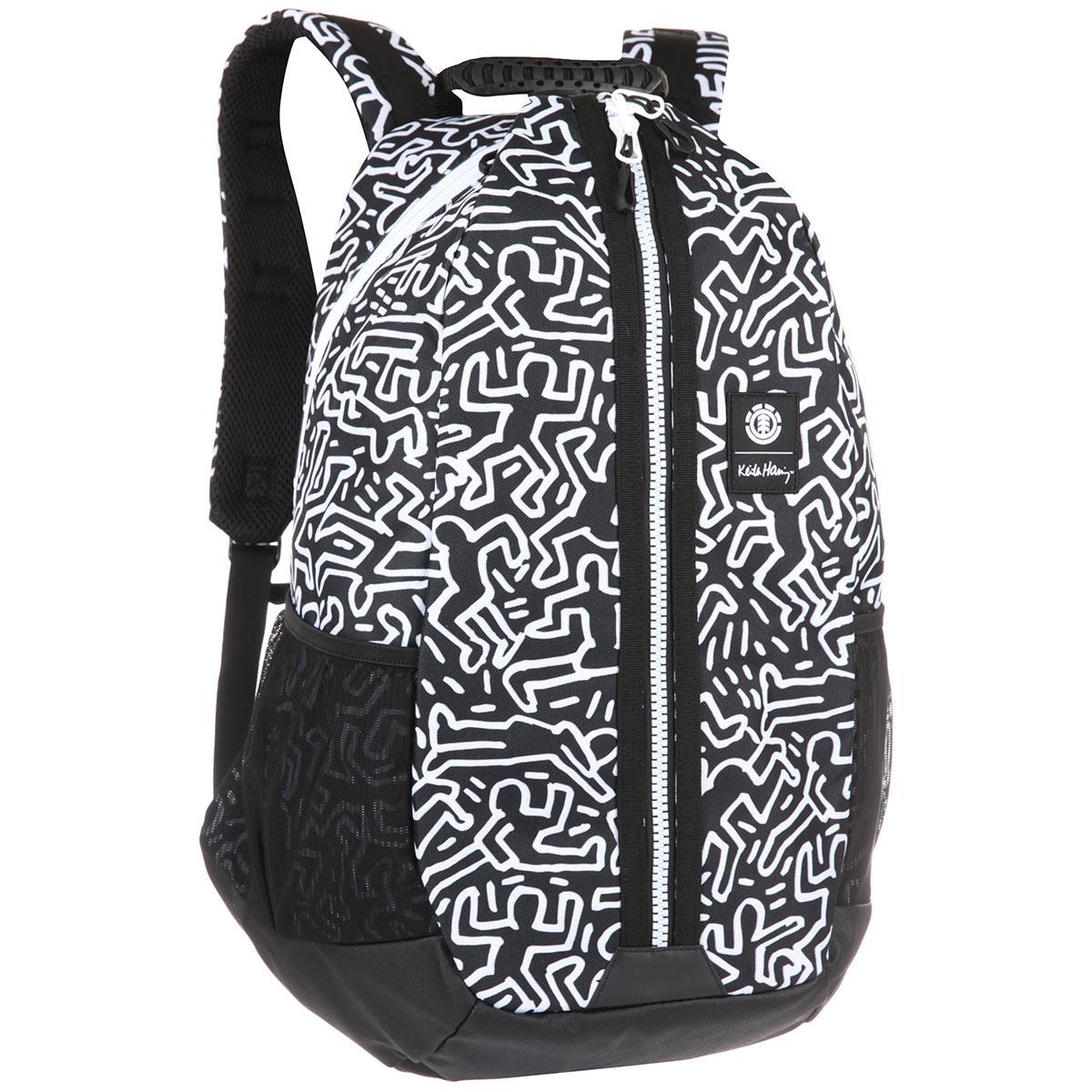 39fb96aa8486 Купить рюкзак городской Element Kh Jaywalker Black (L5BPC4-ELF8-19 ...