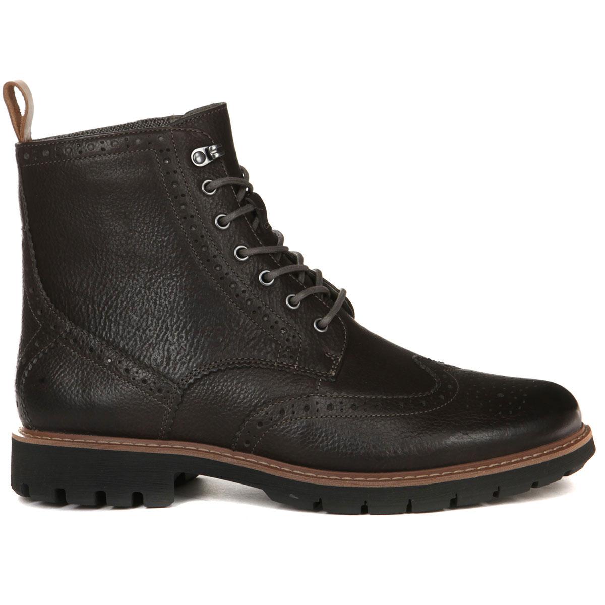 239cc74d2 Купить ботинки Clarks Batcombe Lord серые (26137849) в интернет ...