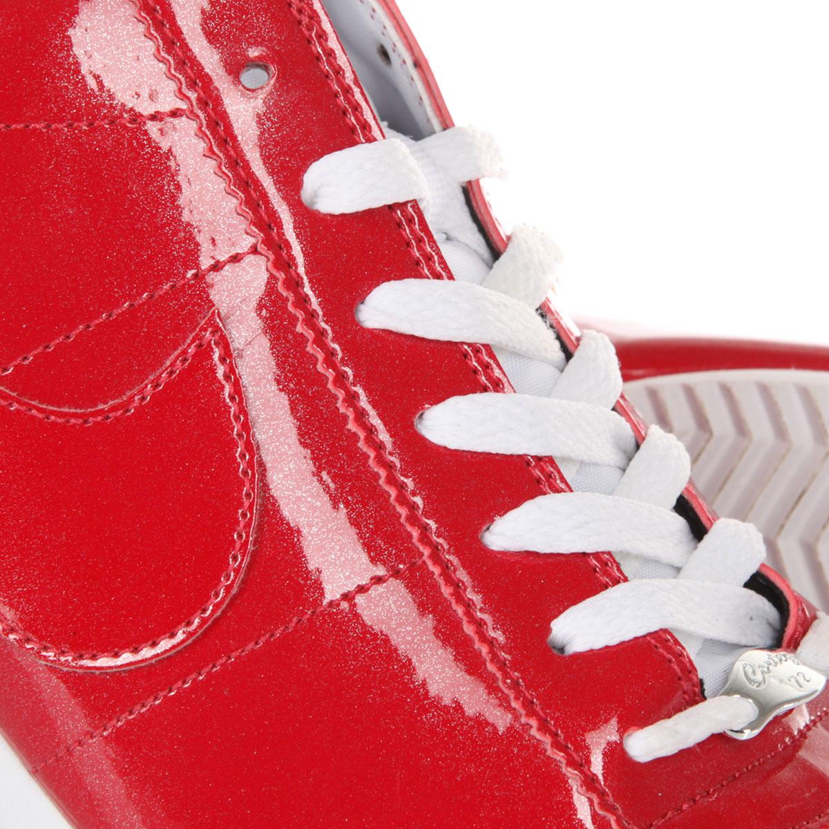 c950484303c0 Купить кроссовки Nike Cortez 72 Premium Patent Gym Red White в ...
