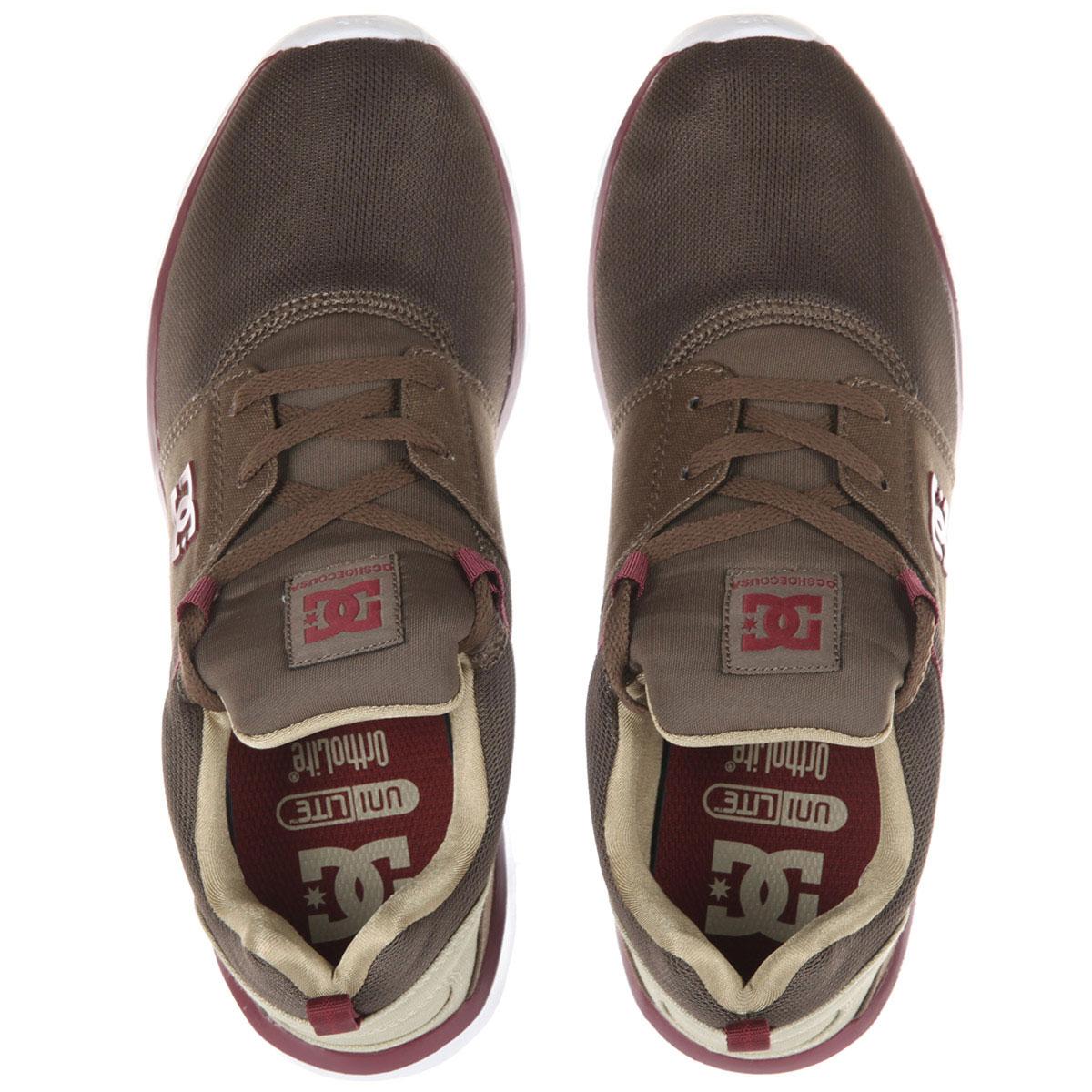 Купить кроссовки DC Heathrow Timber (ADYS700071-TMB) в интернет ... 686657745b2