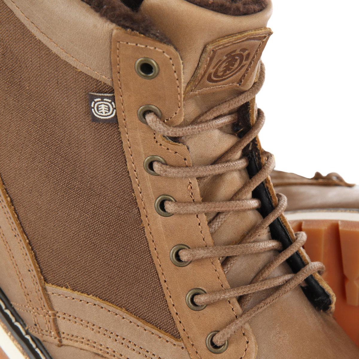17103f13eb4 Купить ботинки зимние Element Seton Boot Walnut Breen (L6CHV1-01A ...