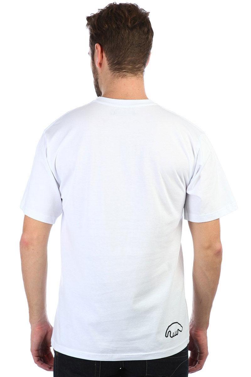 Футболка Anteater 384 White