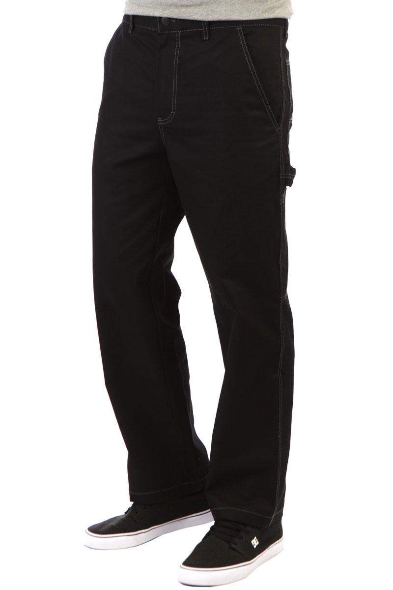 9744e0e368e Купить джинсы прямые Anteater Workpants Black в интернет-магазине ...