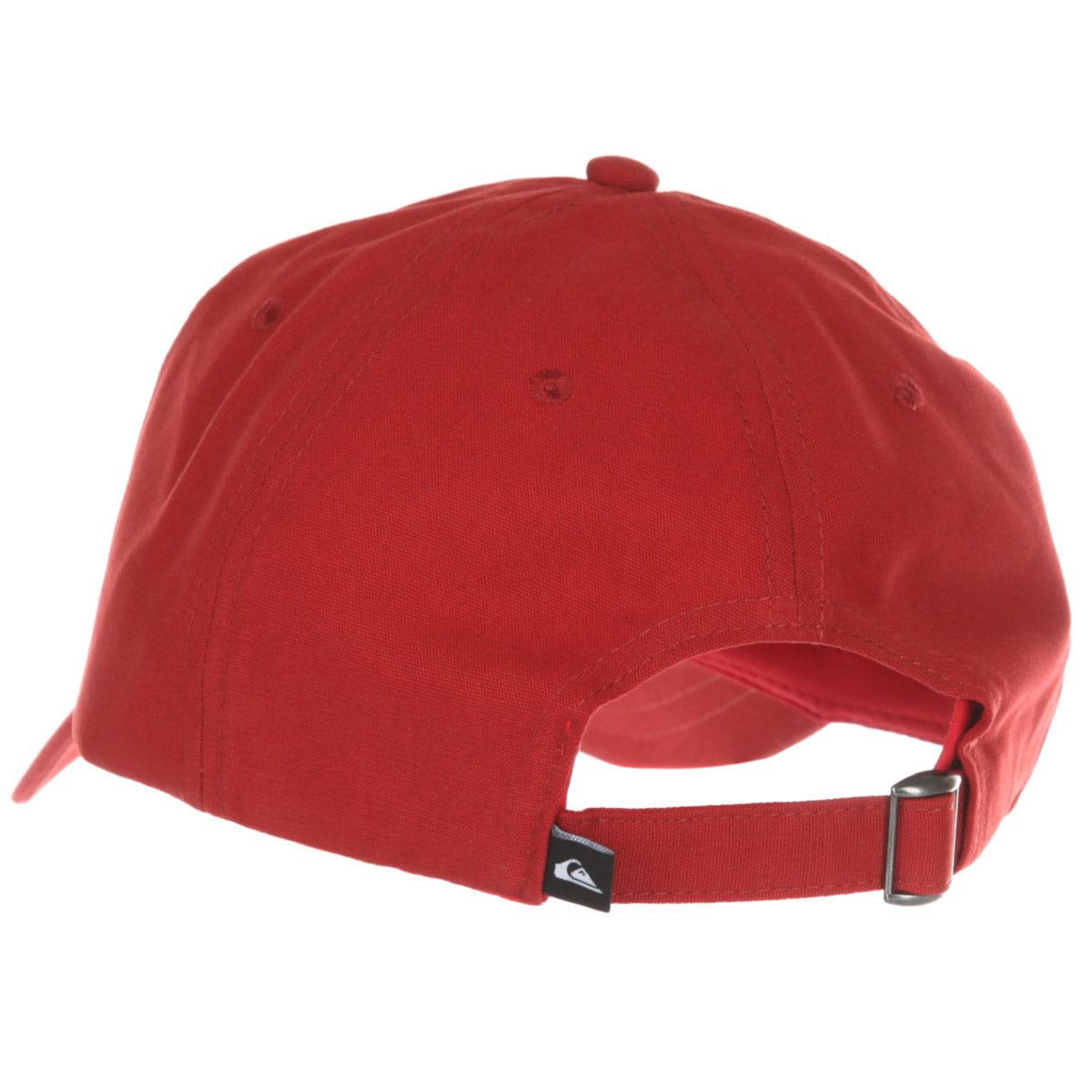 b791dc51 Купить бейсболку классическая QUIKSILVER Papa Cap Brick Red ...