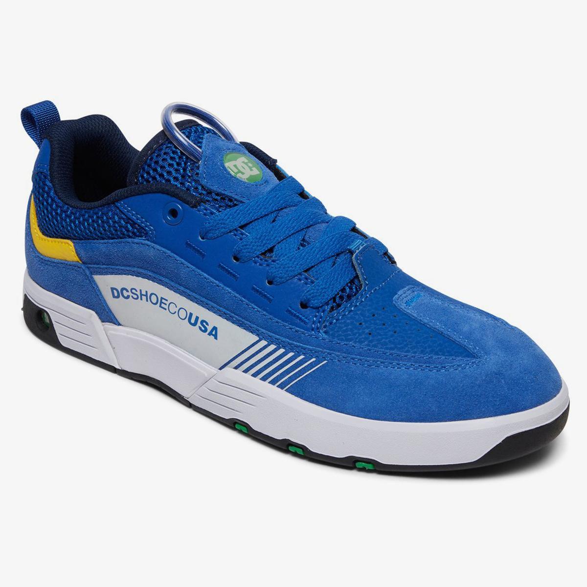 Купить кеды DC Shoes Legacy98 Blue