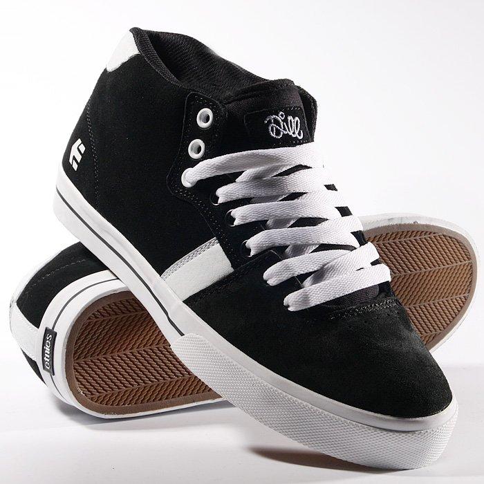 Обувь Etnies Dill Mid Black/White/Gum