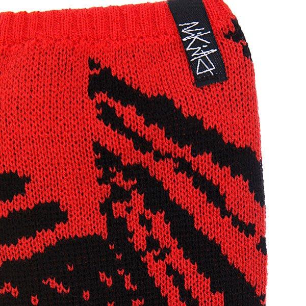 Перчатки женские Nikita Marina Teaberry/Black