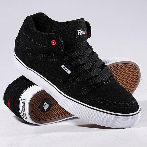 Обувь Emerica Hsu Black/White